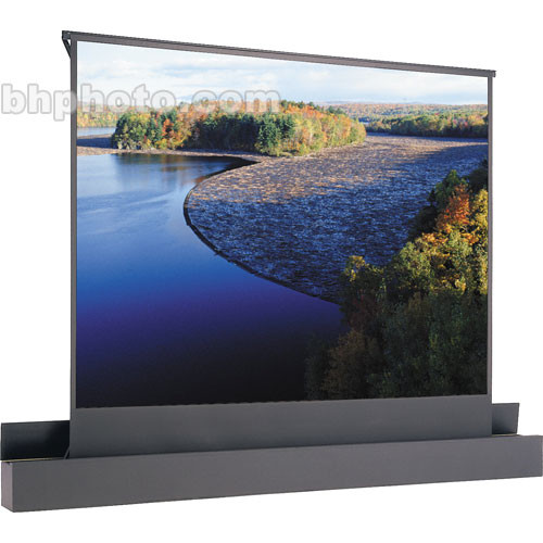 Da-Lite 84754 Ascender Electrol Motorized Front Projection Screen (69 x 92