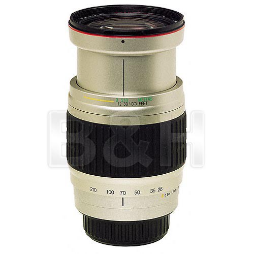 Phoenix 28-210mm f/4.2-6.5 Aspherical IF Autofocus Lens for Pentax AF