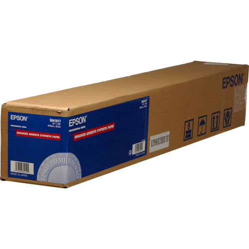 Epson Adhesive Synthetic Paper for Stylus Pro 7500 & 9500 - 24