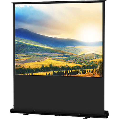 Da-Lite 87063 Deluxe Insta-Theater Portable Projection Screen (60x80