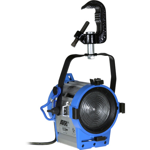Arri 650 Plus Fresnel - Hanging, Manual (120-240V AC)