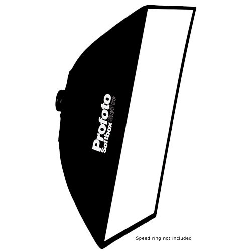 Profoto 505-703  Softbox with Removable Recessed Front - 3x4' (91x122cm)