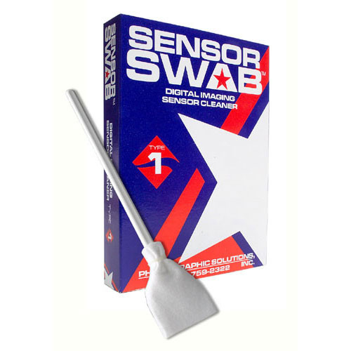 Photographic Solutions Sensor Swab Type 1 (12-Pack)