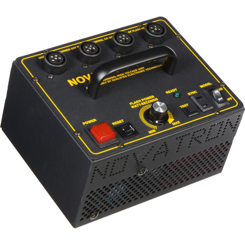 Novatron 400W/s Power Pack