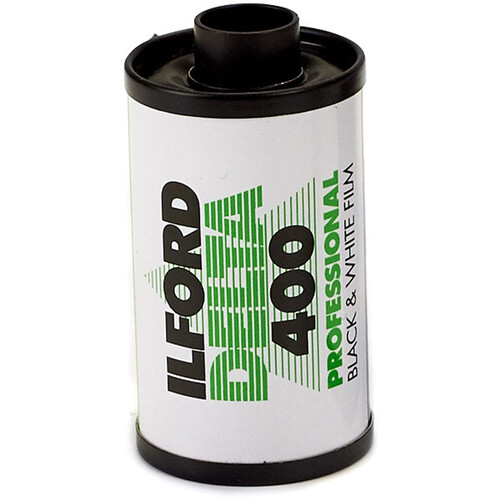Ilford Delta-400 Professional 135-36 Black & White Print Film (ISO-400)