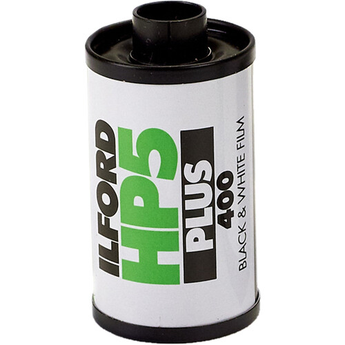 Ilford HP5 Plus 35mm Black and White Negative Film (36 Exposures)