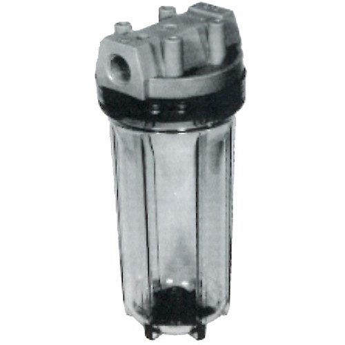 Arkay FH-10C Clear Water Filter Housing