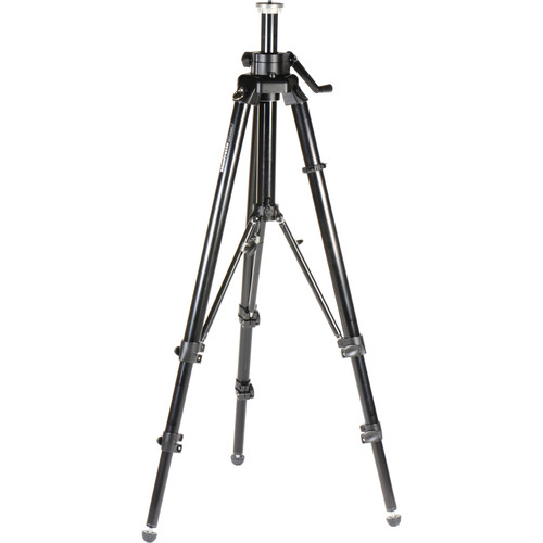 Manfrotto 475B Professional Tripod Legs (Black) - Supports 26.5 lbs (12kg)