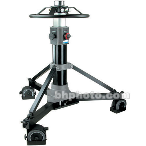 Cartoni P500PW Pedestal with Pneumatic Wheels