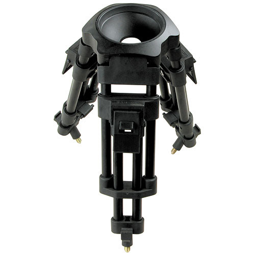 Cartoni K710 Aluminum 1-Stage HD Baby Tripod Legs (150mm Bowl)