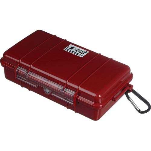 Pelican 1060 Solid Micro Case (Red)