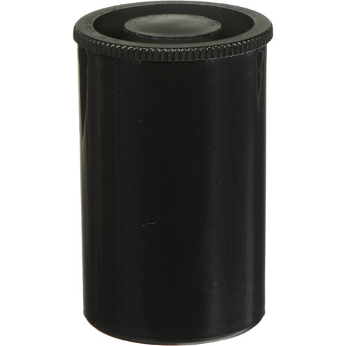 General Brand Plastic Film Canisters With Caps - Pack of Five