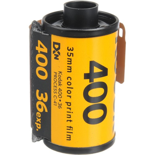 Kodak GC 135-36 35mm Color Print Film (ISO-400, 36-Exposures)