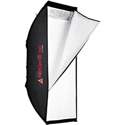 Photoflex Small Half Dome with White Interior (9.5 x 35 x 17.5