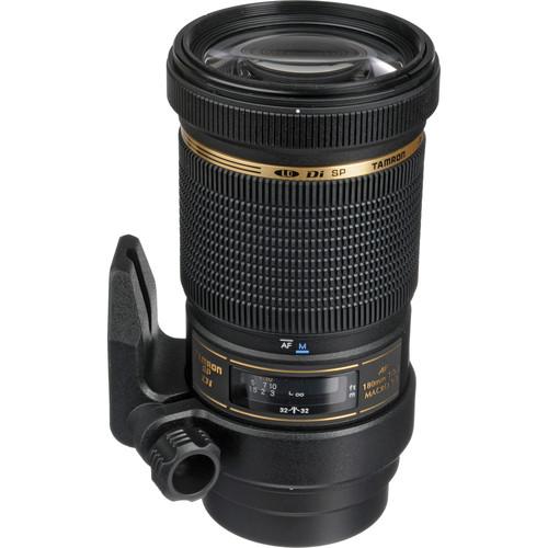 Tamron SP AF 180mm f/3.5 Di LD IF Macro Lens