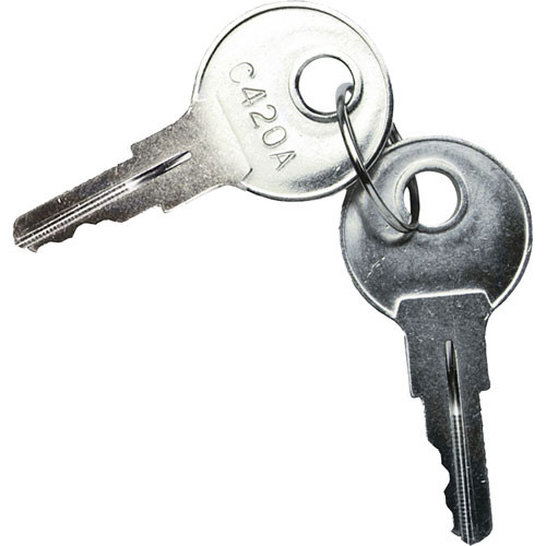 Middle Atlantic ACC-KEY Replacement Keys