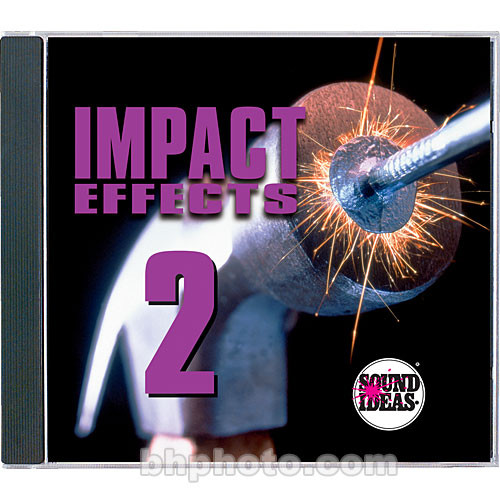 Sound Ideas Sample CD: Impact Effects 2