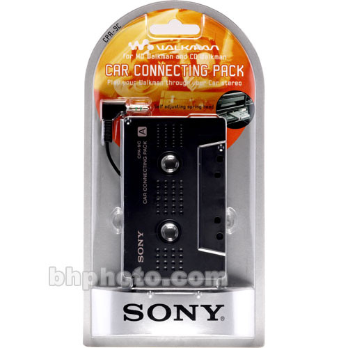 Sony CPA-9C Car Cassette Adapter