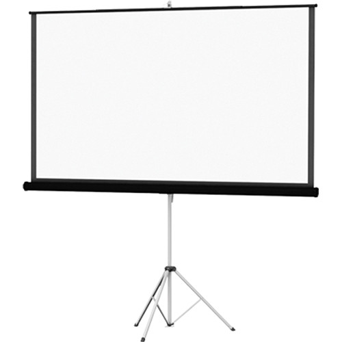 Da-Lite 86017 Picture King Portable Tripod Front Projection Screen (45 x 80