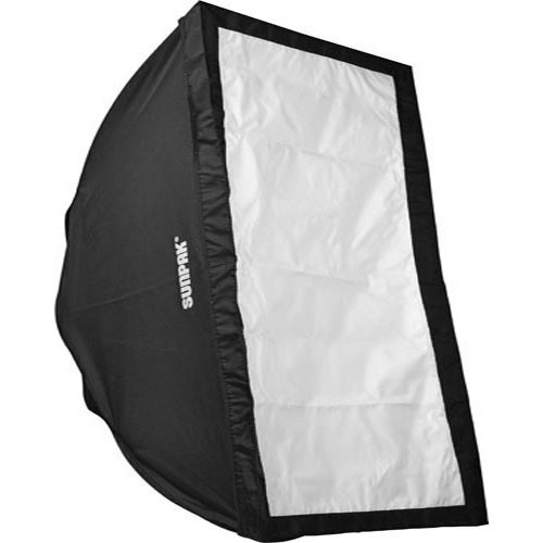 Sunpak Platinum Ultra Softbox for MP 150, 300 - 24x24