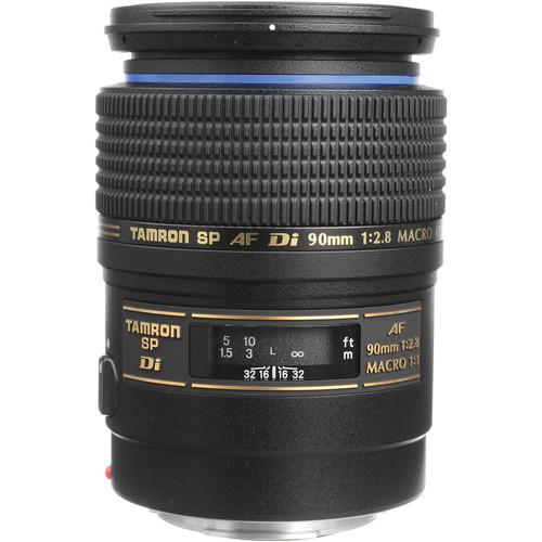 Tamron SP 90mm f/2.8 Di Macro Lens