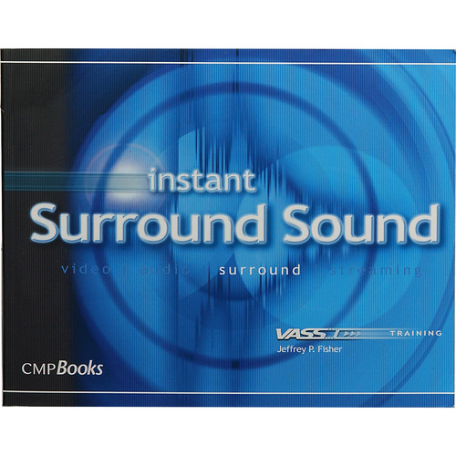 CMP Books Book: Instant Surround Sound Audio