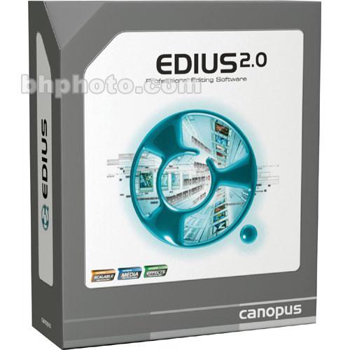 Canopus Edius V2.5