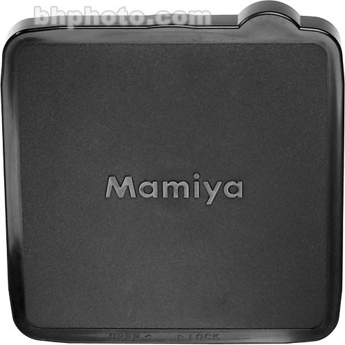 Mamiya Cover for Film Back RZ67