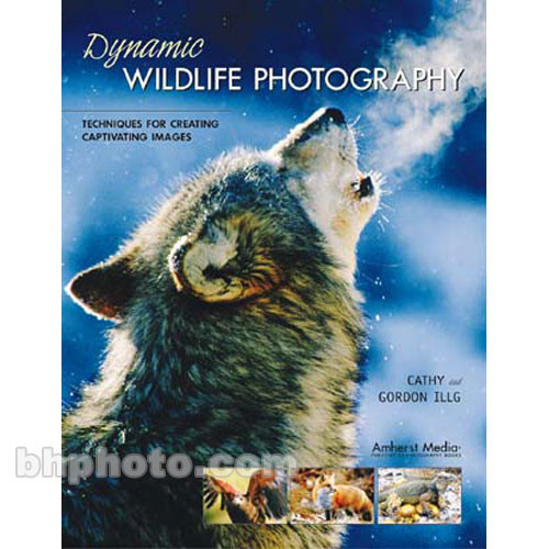 Amherst Media Book: Dynamic Wildlife Photography