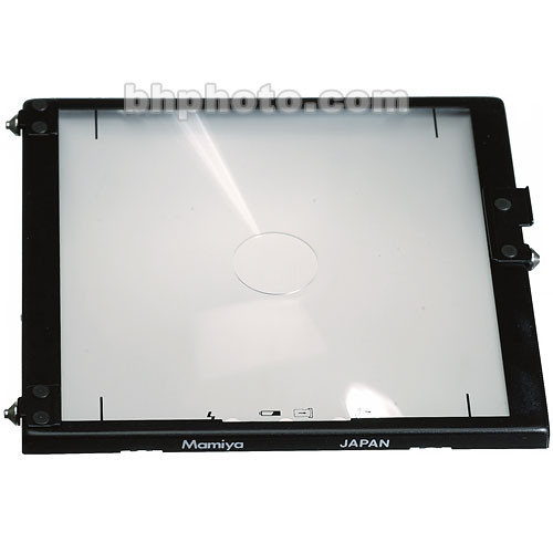 Mamiya Focusing Screen Type