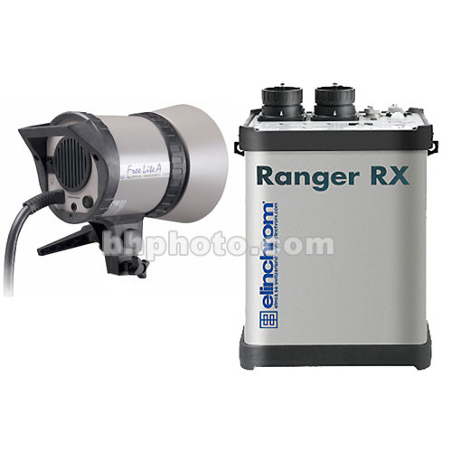Elinchrom Ranger RX AS 1100 W/S Kit
