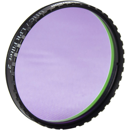 Celestron UHC (Ultra High Contrast) Light Pollution Reduction 48mm Filter (Fits 2