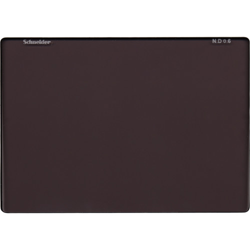 Schneider Neutral Density (ND) 0.6 Filter (4 x 5.65
