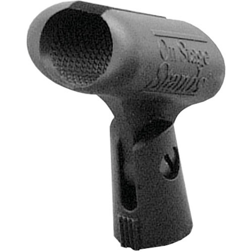 On-Stage MY100 Unbreakable Dynamic Rubber Microphone Clip