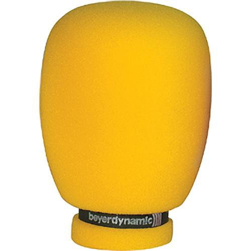 Beyerdynamic WS 59 GE Foam Wind Screen (Yellow)
