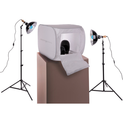 Impact Two-Light Digital Light Shed Kit - Extra Large