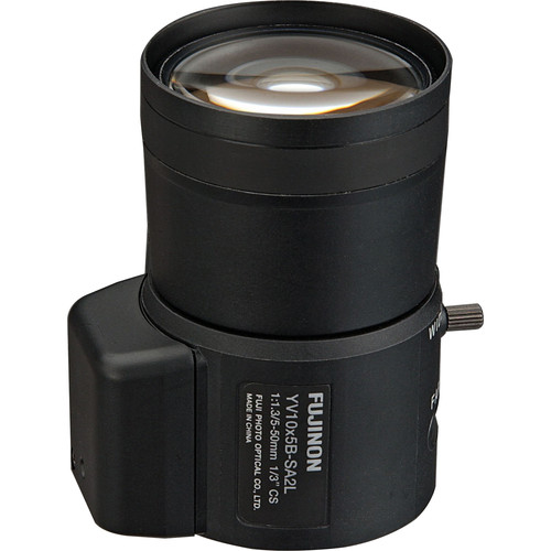 Fujinon YV10x5B-SA2L Varifocal 5 to 50mm f/1.3 Lens