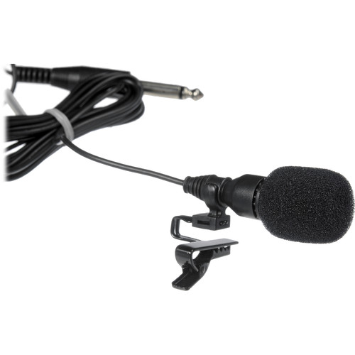 Oklahoma Sound Mic-3 Wired Electret Condenser Lavalier