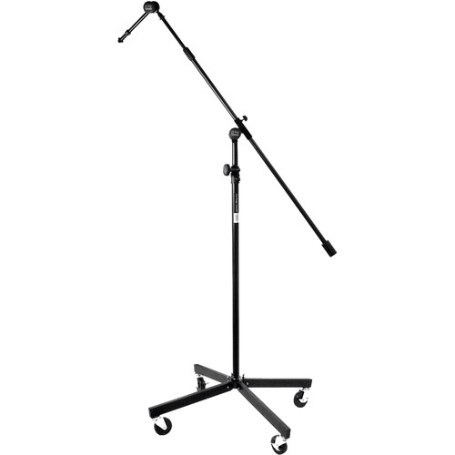 On-Stage SB96+  Rolling Studio Boom Stand