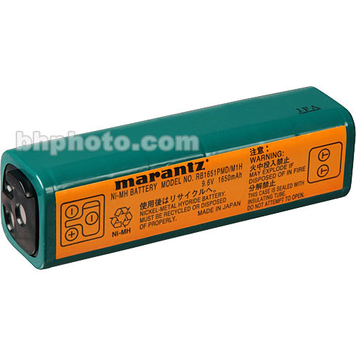 Marantz RB-1651 - NiMH Rechargeable Battery Pack