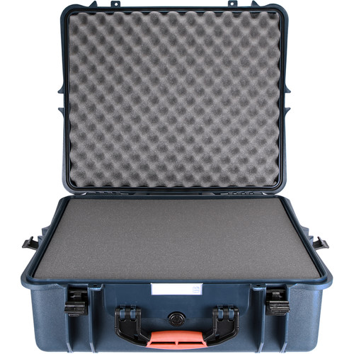 Porta Brace PB-2700F Hard Case with Foam Interior (Blue)
