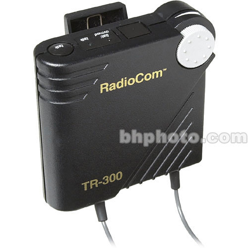 Telex TR-300 - Wireless Portable Beltpack Transceiver - 912B1