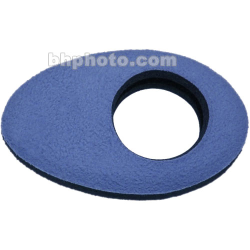 Blue Star Oval Small Fleece Eyecushion (Blue)