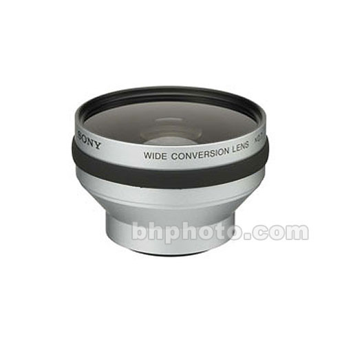 Sony VCL0737W Wide Conversion Lens