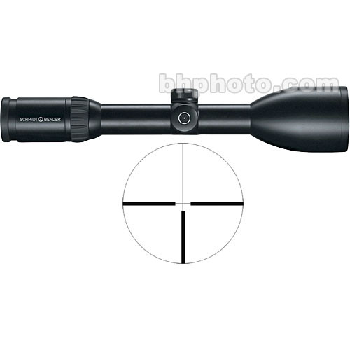 Schmidt & Bender 2.5-10x56 Zenith Riflescope with #7 Reticle
