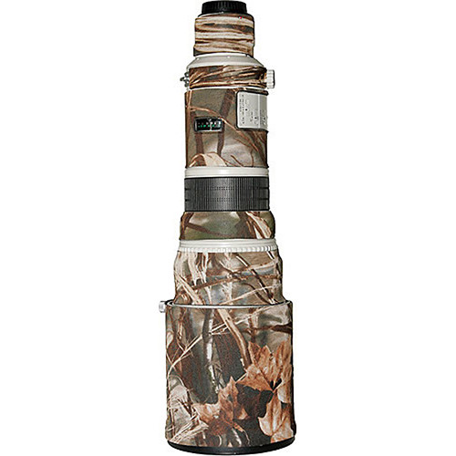 LensCoat Lens Cover for the Canon 500mm f/4 IS Lens (Realtree Advantage Max4 HD)