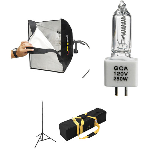 Lowel Rifa-Lite eX 44 One-Light Kit, Impact Case