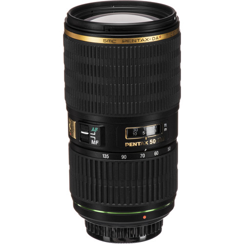 Pentax SMCP-DA* 50-135mm f/2.8 ED (IF) SDM Autofocus Lens for Digital SLR