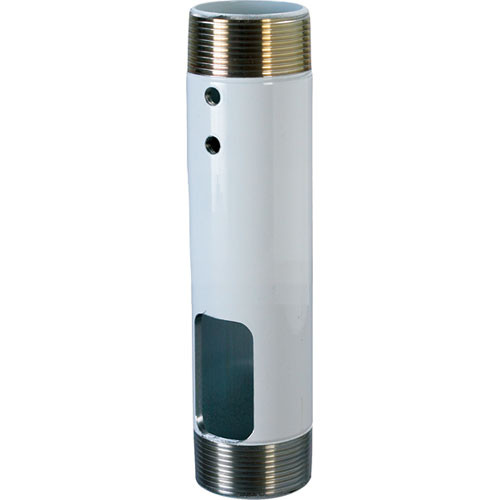 Chief CMS-009W 9-inch Speed-Connect Fixed Extension Column (White)