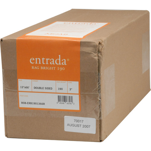 Moab Entrada Rag Bright 190 Paper for Inkjet (13